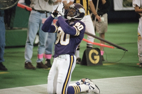 Vikings Carter 1995